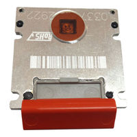 Original New Xaar 128 40pl Print Head Light Grey For Infiniti Liyu Large Format Printer