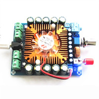 DC 12V 16V TDA7850 4 Channel 4 Way 50W X4 HIFI Car Stereo Digital Amplifier Board
