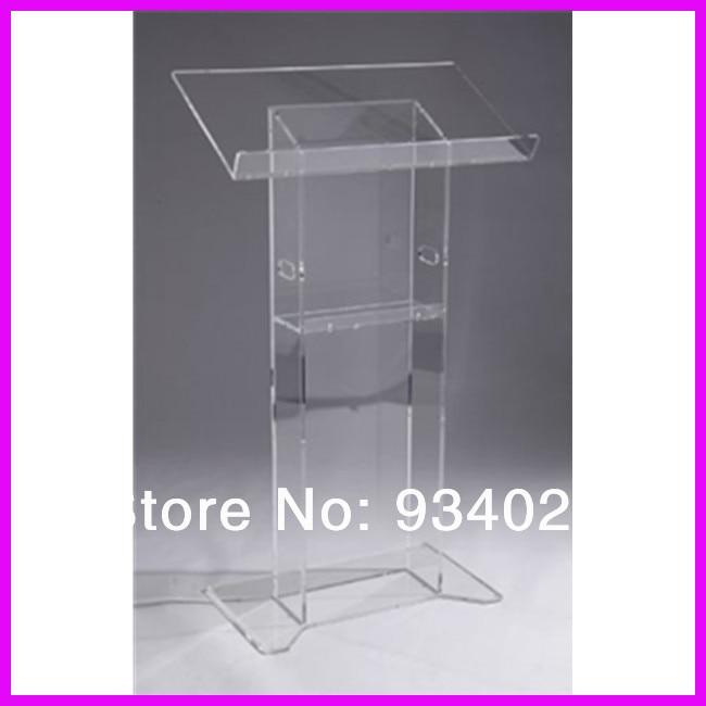 Exquisite Acrylic Lectern Podiums Plexiglass