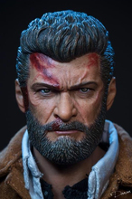 onetoys Worldbox 1/6 wolverine HEADPLAY Logan head sculpt bare teeth Anger