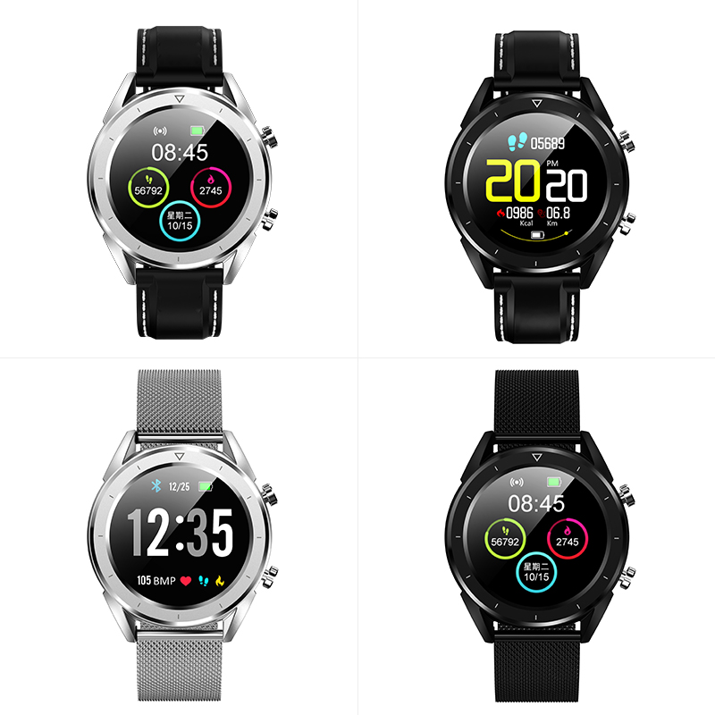 Permalink to ECG PPG Smart Watch IP68 Waterproof Men Smartwatch Payment Sports Fitness Tracker Blood Pressure Blood Oxygen Heart Rate monitor