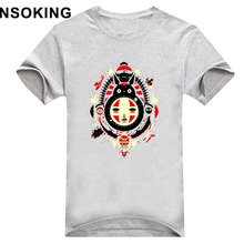 My Neighbor Totoro No Face Traditional Japanese Style Men Summer T-shirt Top – 2