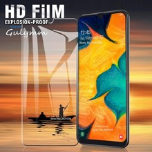 Tempered Glass On For Samsung Galaxy A 10 20 30 40 50 60 70 80 90 2019 9H Screen Protector J 4 3 5 Protection Glas
