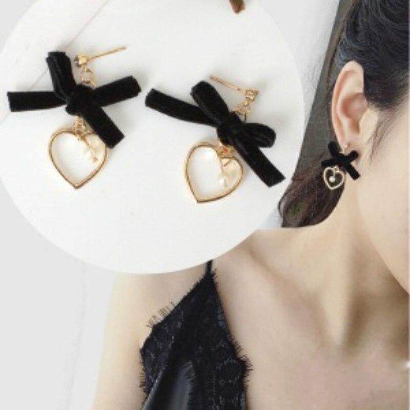 Earrings Imitation Earring 2016 Latest Ultra-fine Full Snowflake Sweet Pearl Ear Clip Earrings Female Punctual Timing Clip Earrings