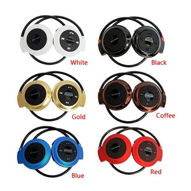 Earphones Bluetooth Headset
