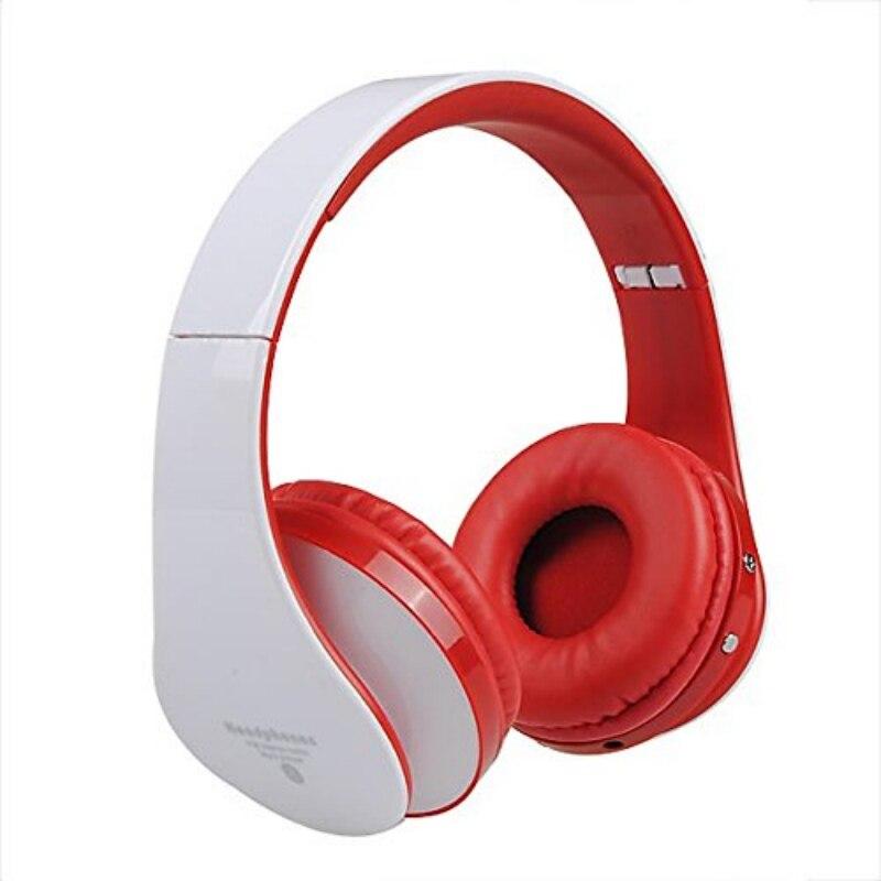 hands free wireless bluetooth headphones support sd card fm best hifi stereo cordless earphones. Black Bedroom Furniture Sets. Home Design Ideas