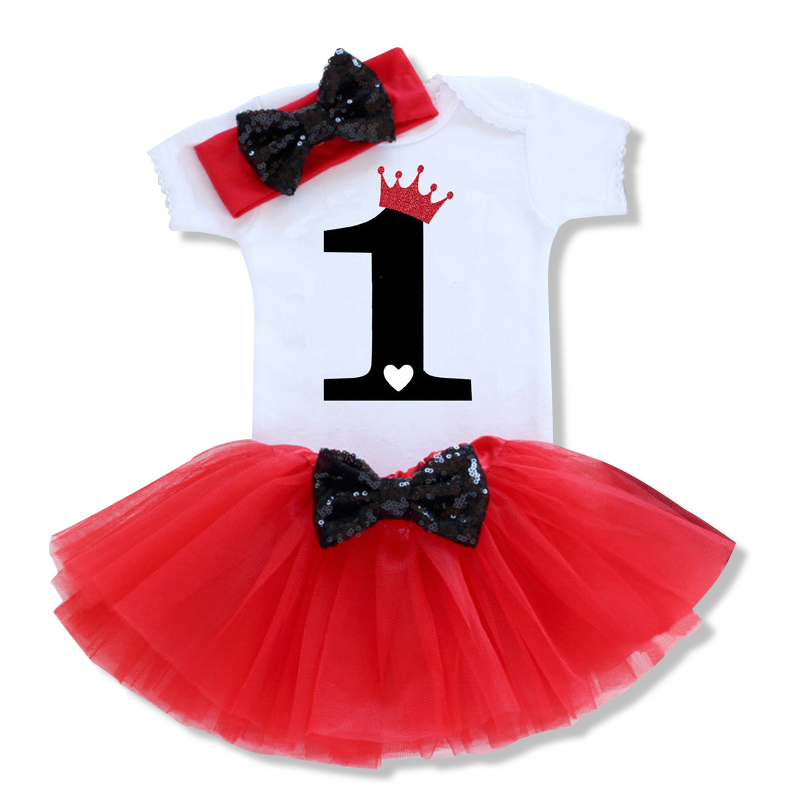 HTB1HER0SpXXXXXxaFXXq6xXFXXXL - 0-12M Infant Baby Girl Clothes 4pcs Clothing Princess Dresses Stocking Headband Newborn Kid Clothes First Birthday Party Outfits