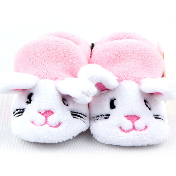 Animal Soft Sole Cozy Shoes 1