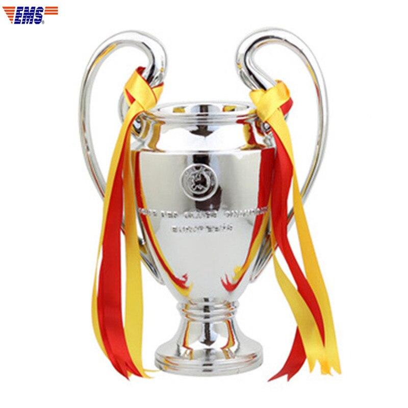 1:1 grande taille 77 CM ligue des Champions trophée coupe d'europe Fans de football Souvenirs trophée maison de collection décoration de bureau X1334