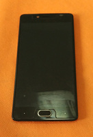 Used Original LCD Display Digitizer Touch Screen Frame For DOOGEE SHOOT 1 MTK6737T Quad Core 5