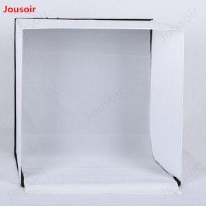 60 см * 60 см/24 дюйма * 24 дюйма для фотостудии световой тент квадратная Мягкая коробка + Портативная сумка + 4 задника CD15