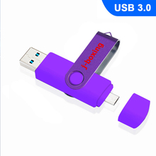 USB 3.0  J-boxing 64GB 32G 16G OTG Flash Drive otg pen drive for Smartphone PC Mac Pendrive cle usb stick storage devices