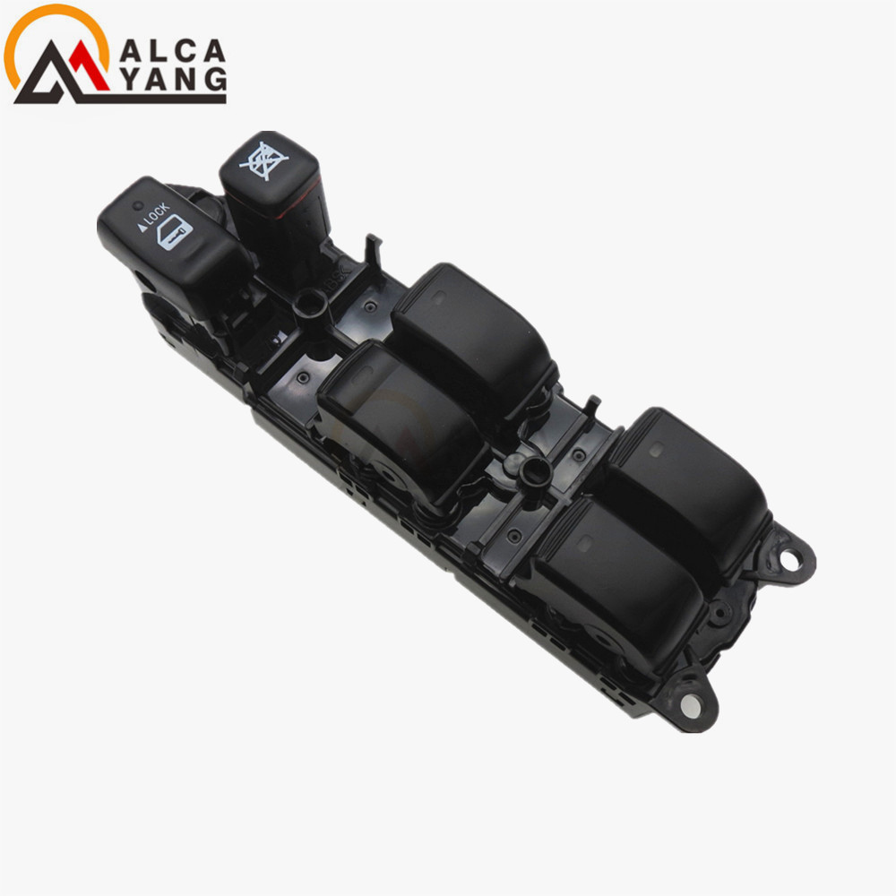 POWER WINDOW MASTER SWITCH GENUINE 84040-60013 FOR TOYOTA LAND CRUISER PRADO 120 84040 60052 power window master switch for land cruiser prado lexus rx330 gx470 rx350 rx400h 2003 2009