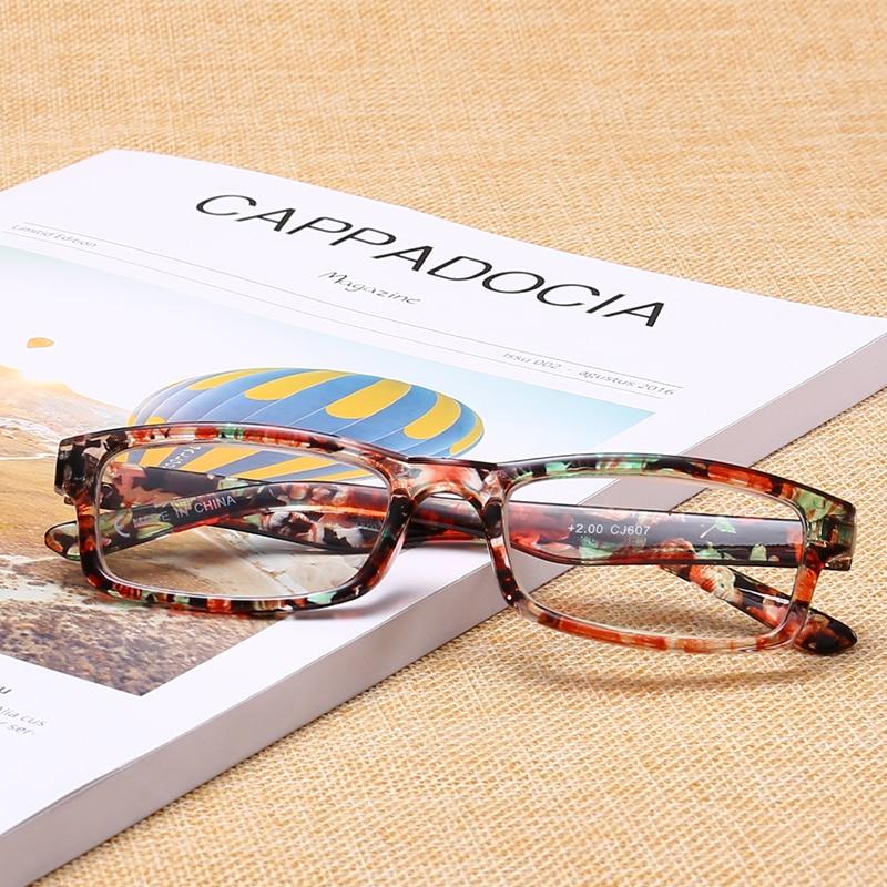 Sinnvoll Jn Ultraleicht Zähigkeit Anti Müdigkeit Pc Unzerbrechlich Lesebrille Männer Frauen Hohe Qualität Presbyopie Brillen Tl18908 100% Hochwertige Materialien Lesebrillen