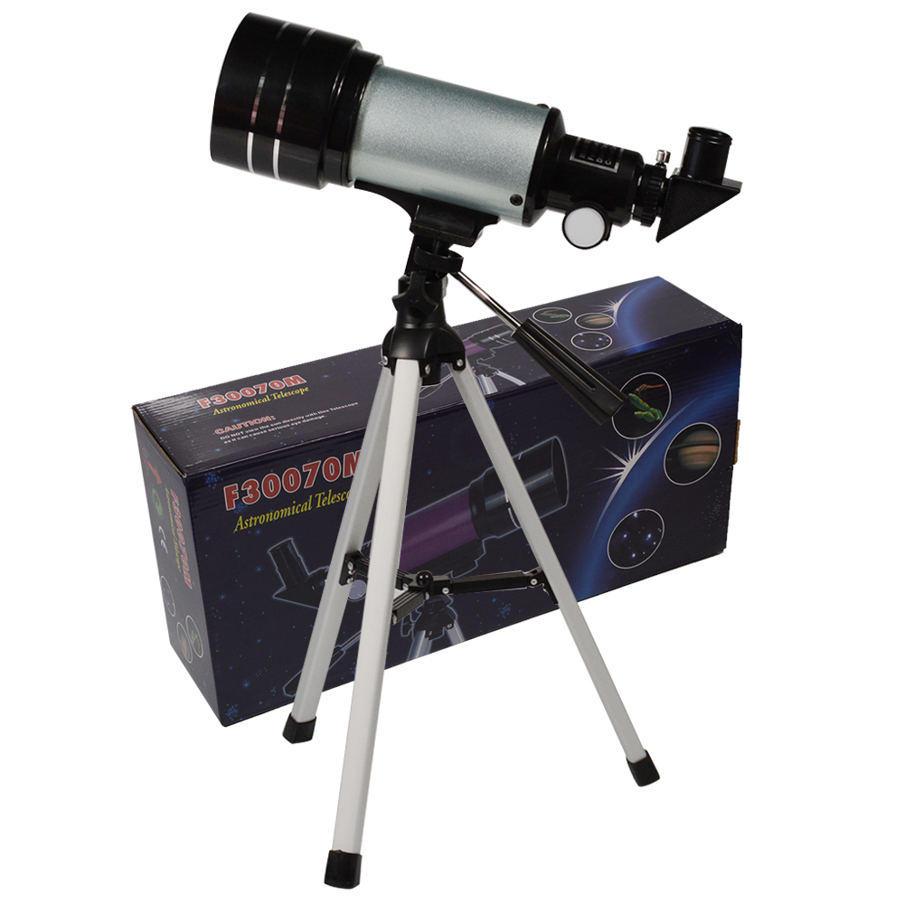 High Quality 150X Zoom HD Outdoor Monocular Space Astronomical Telescope With Portable Tripod Bird Animal Spotting Scope F30070 jiehe high quality cf350 60mm monocular space astronomical telescope with tripod powerful zoom monouclar telescope high times