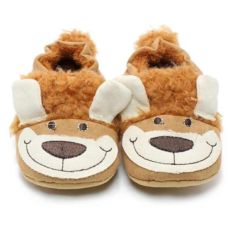 الخريف الشتاء الوليد طفل الطفل بنات أولاد أطفال الرضع الأولى مشوا الأحذية الدافئة المتسكعون عارضة لينة أحذية
