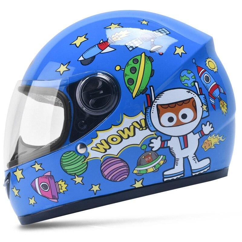 Motorcycle Children s Helmets Moto Full face Child helmet motocross Winter kids helmet Removeable liner helmets