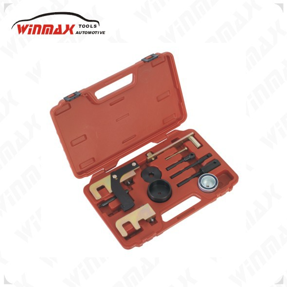 WINMAX Diesel Engine Camshaft Timing Tool Locking Kit for Vauxhall Renault Nissan WT04568  high quality diesel engine timing locking tool for vag 2 7