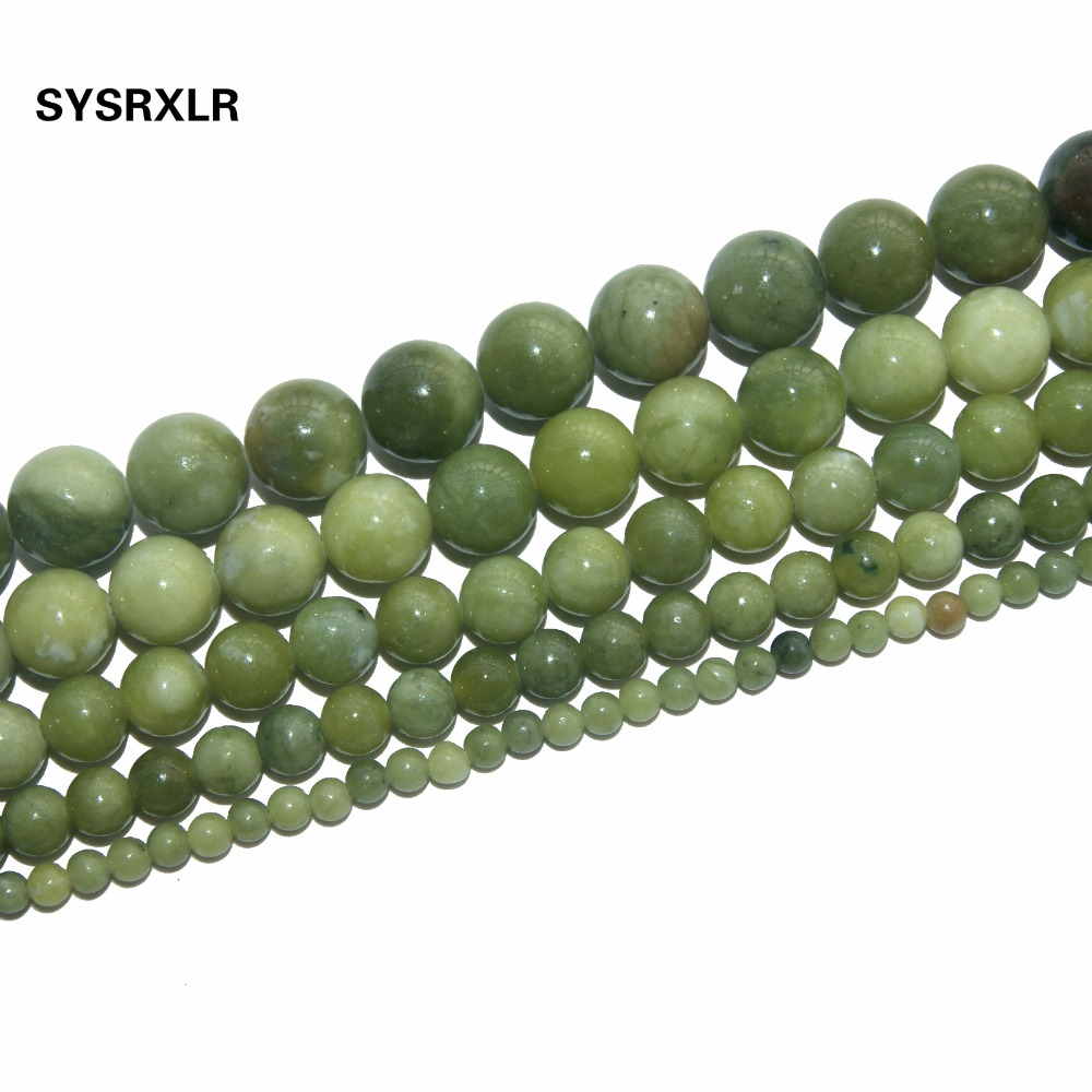 Free Transport Natural Stone Bead Selectable Size 6 8 10 12 Mm For Jewelry That They Do For The Do It Yourself Stone Bracelet Jewelry & Accessories Beads
