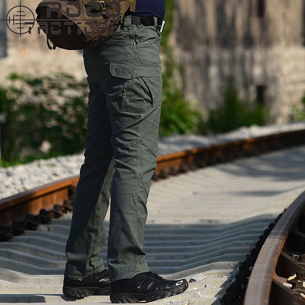 Pantallona taktike të lirshme Ushtruese Mashkullore ROCOTACTIKE - Veshje sportive dhe aksesorë sportive