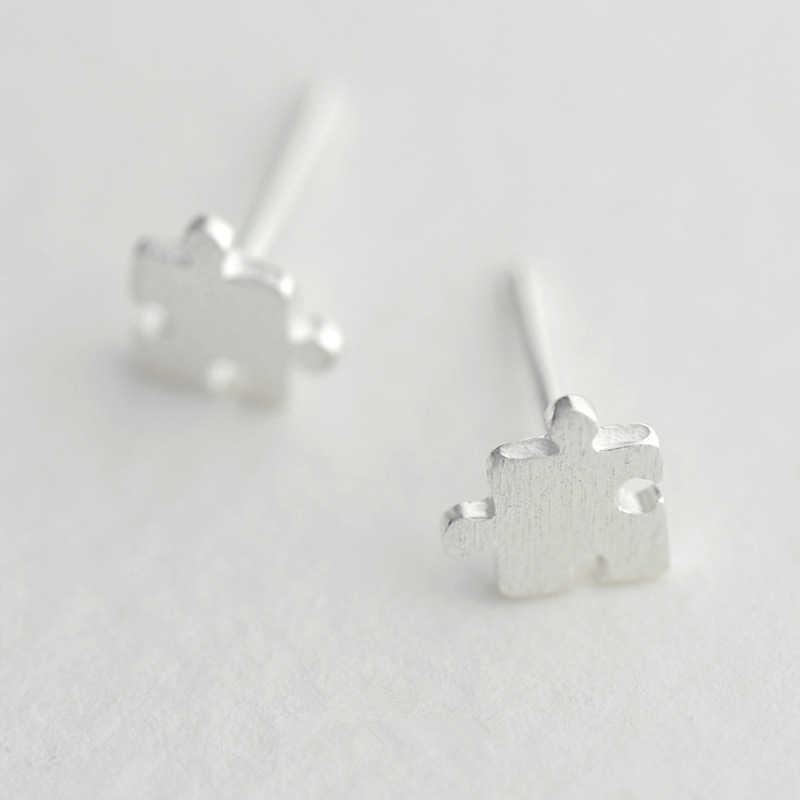 100% 925 brincos de prata esterlina para presentes de festa feminino evitar alergia jóias femininas sterling-silver-jewelry eh713
