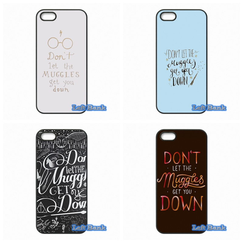 For Xiaomi Redmi 2 3 3S Note 2 3 Pro Mi2 Mi3 Mi4 Mi4i Mi4C Mi5 Mi MAX Harry Potter Dont Let The Muggles Case Cover