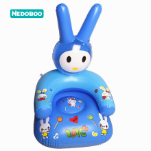 Medoboo Baby Kid Inflatable Sofa Folding Cartoon PVC Learning to Sit Sofas Portable Children Bathroom Chair Seat *