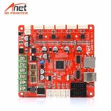 Anet A3 A6 A8 E10 E12 E16 neueste mainboard control board für a8 plus RepRap Rampen 1,4 2004/12864LCD 3d drucker motherboard teil