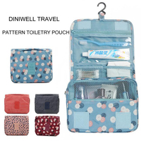 High Quality Travel Set Waterproof Portable Man Toiletry Bag Women Cosmetic Organizer Pouch Hanging Wash Bags
