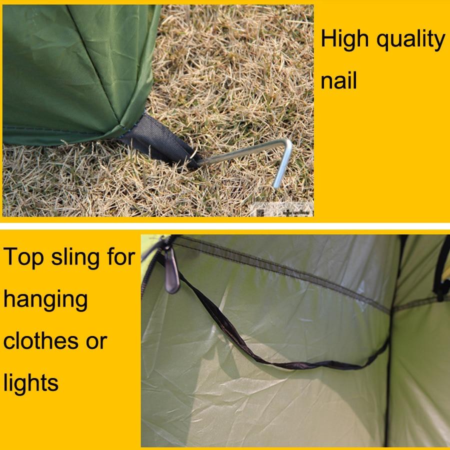 Ultralight Carp Shelter Ice Winter Fishing Tent (11)
