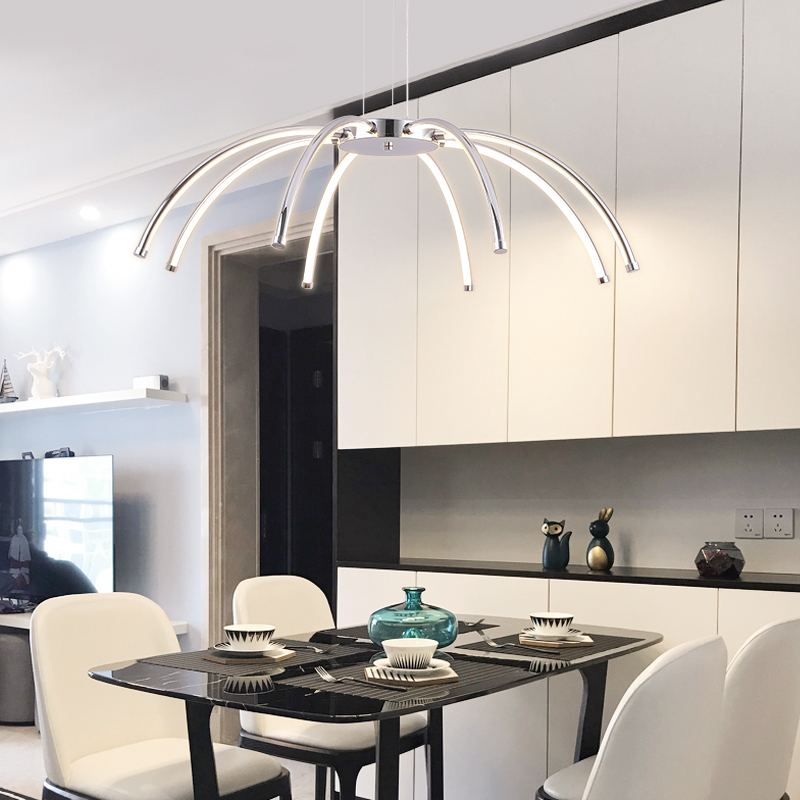 Nordic Lighting Modern LED Pendant Lights For Kitchen Dining room lustre pendente Hanging Ceiling Lamp deco maison halat avizeNordic Lighting Modern LED Pendant Lights For Kitchen Dining room lustre pendente Hanging Ceiling Lamp deco maison halat avize