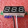 """1 ШТ. 0.28 """"LED DC 0-100 В Цифровой Вольтметр Panel Meter КРАСНЫЙ ЦВЕТ"""