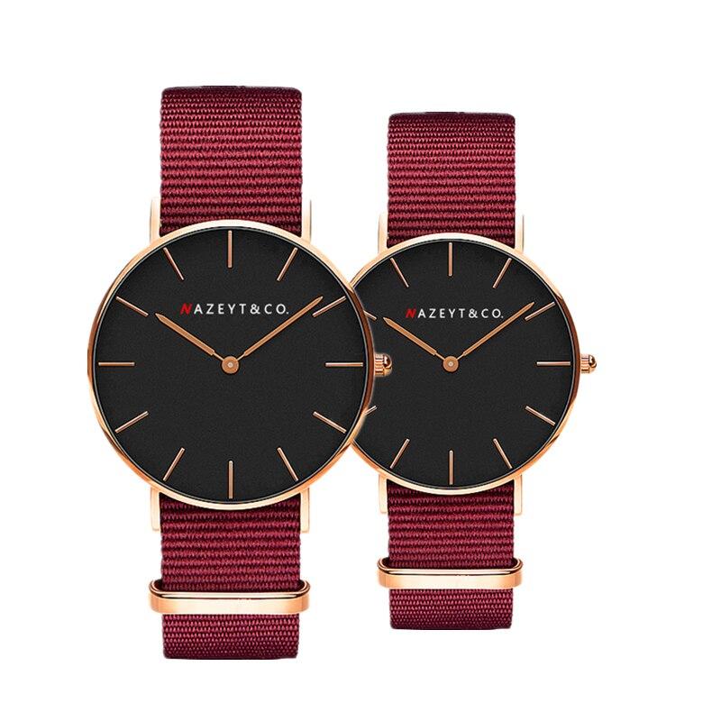 new arrived Nazeyt watch for couple classic Analog quartz masculino wristwatch popular Ins DW type relogio femininonew arrived Nazeyt watch for couple classic Analog quartz masculino wristwatch popular Ins DW type relogio feminino