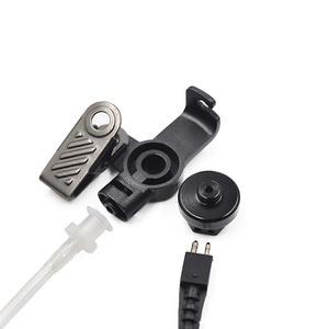 Image 5 - Surveillance Air Tube Earpiece Headset PTT Mic for Motorola DGP8050 DGP8550 APX2000 DP3600 DP3601 Two Way Radio Walkie Talkie