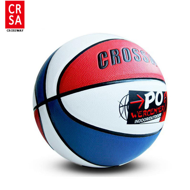 Adulto Basket Ball Size 7 PU Globetrotters indoor e outdoor Basket Ball Training Basket ball