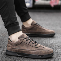 Men Casual Shoes Flats Zapatos Hombre Oxford Sneakers Genuine Leather Mans Footwear Breathable Spring Summer Male