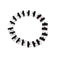 Everlasting 10PCs Button Switch Mouse Switch 3Pin Microswitch For RAZER Logitech G700 Mouse(China)
