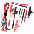 DMM05A  Multimeter industry test set.Piercing Clip test line & Tip probe & test probe sets