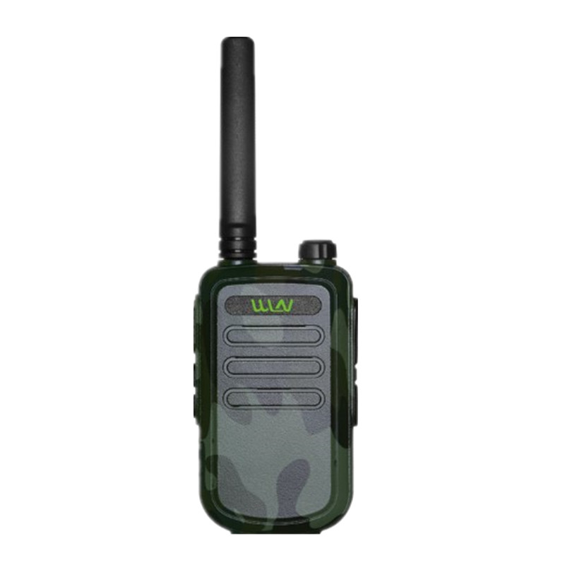 Image 5 - 100% Original  WLN KD C10 uhf 400 470MHz 16Channel mini two way radio FMR PMR walkie talkie KDC10-in Walkie Talkie from Cellphones & Telecommunications