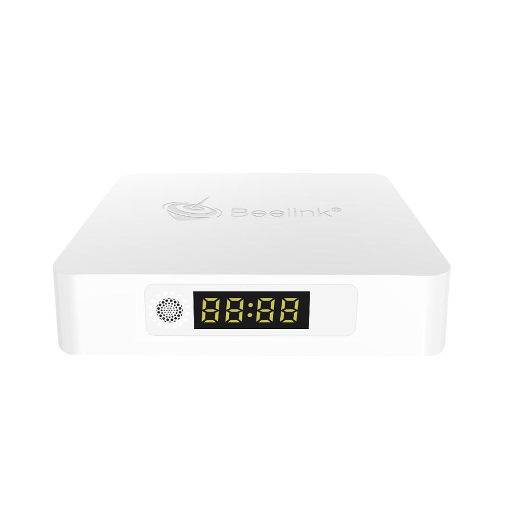 Beelink A1 Smart TV Box Andrio7.1 RK3328 Quad-Core ARM Cortex-A53 Set Top Box 4G 16G 2.4G+5.8G WIFI 1000M Bluetooth TV Box