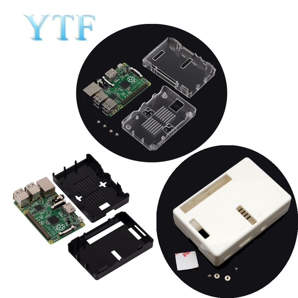 Raspberry Pi 3 Model B Case Case Tranparent ABS Enclosure Box Shell