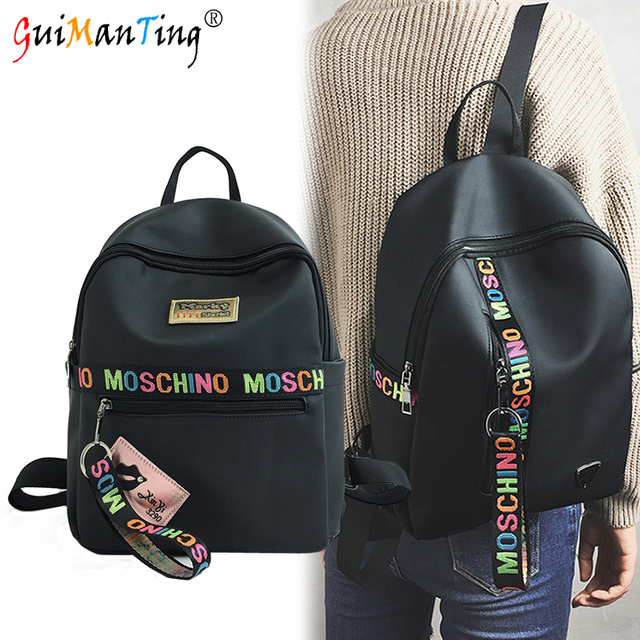 a101ddb52219 Hot Sale Travel Women Letter Mini Small Backpack Waterproof Totes Luggage School  Bag Duffle Luxury Designer Student Organizer