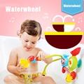 Juguetes de baño de Agua Del Grifo Grifos Caño Reforzado Ducha Rociador de Agua Para El Bebé