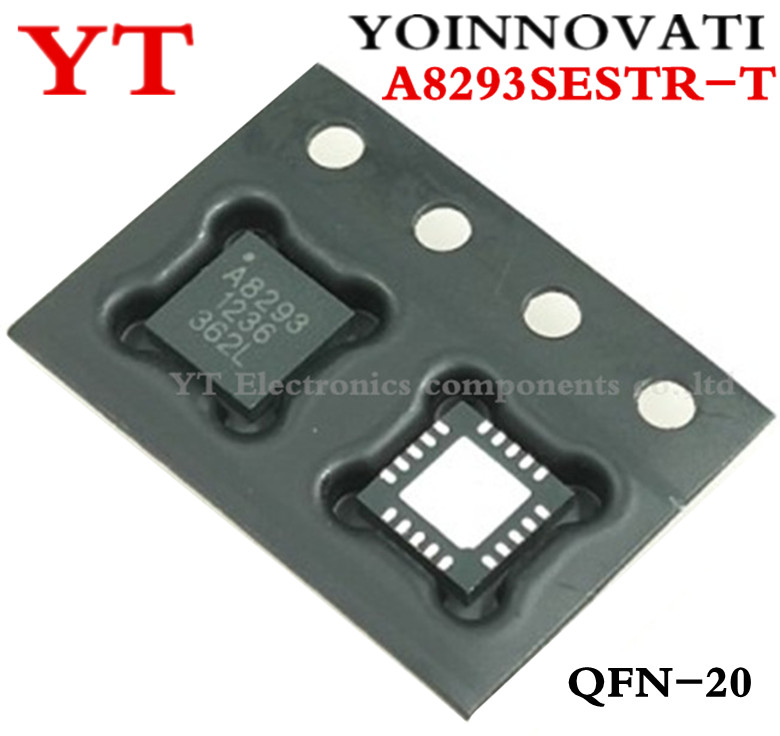 Free Shipping 20pcs/lot A8293 A8293SESTR-T REG LNB BOOST QFN20 IC Best Quality
