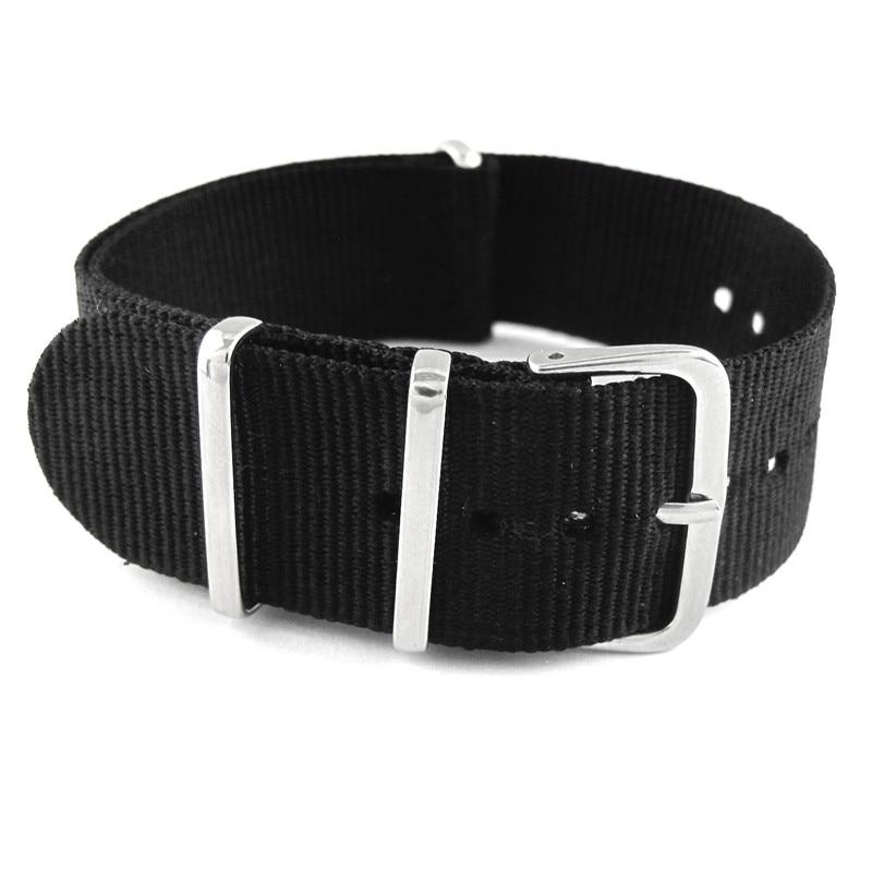 Watch Strap Nylon Colorful band for wristwatch цена и фото