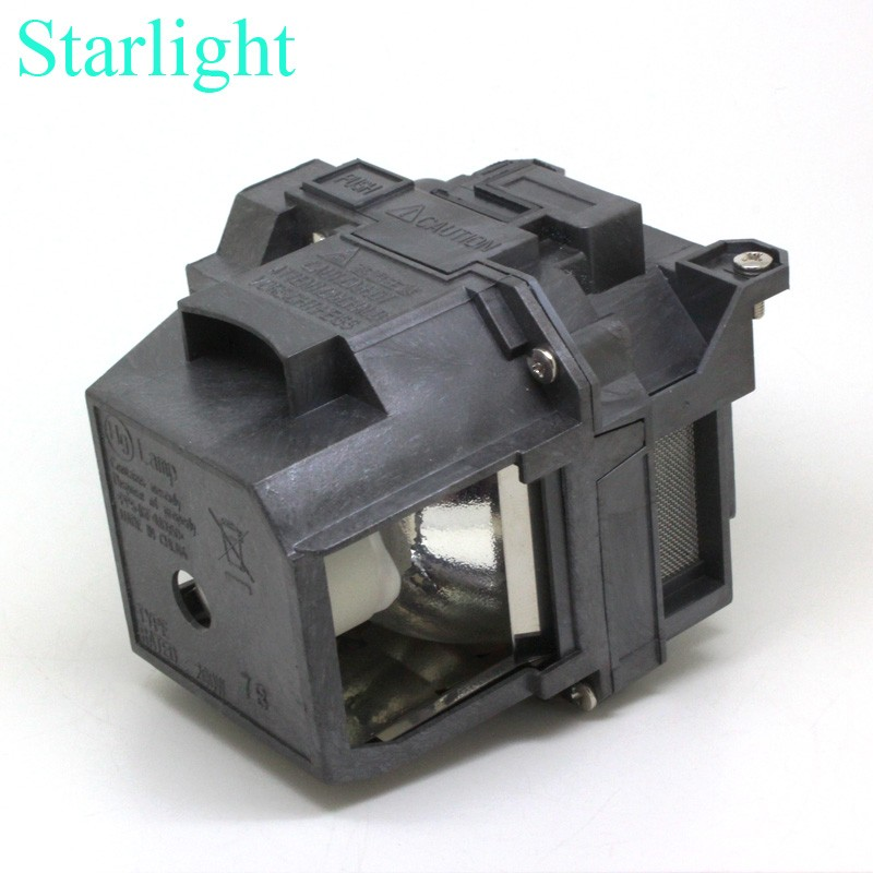 ELPLP78 compatible lamp with housing 4