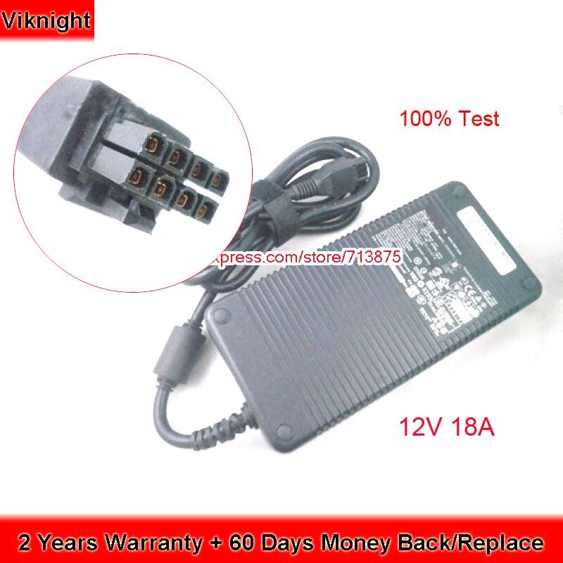 Genuine 12V 18A Ac Adapter for Dell DA-2 D220P-01 M8811 SX280 GX620 GX745 GX755 ADP-220AB B 8-ProngGenuine 12V 18A Ac Adapter for Dell DA-2 D220P-01 M8811 SX280 GX620 GX745 GX755 ADP-220AB B 8-Prong