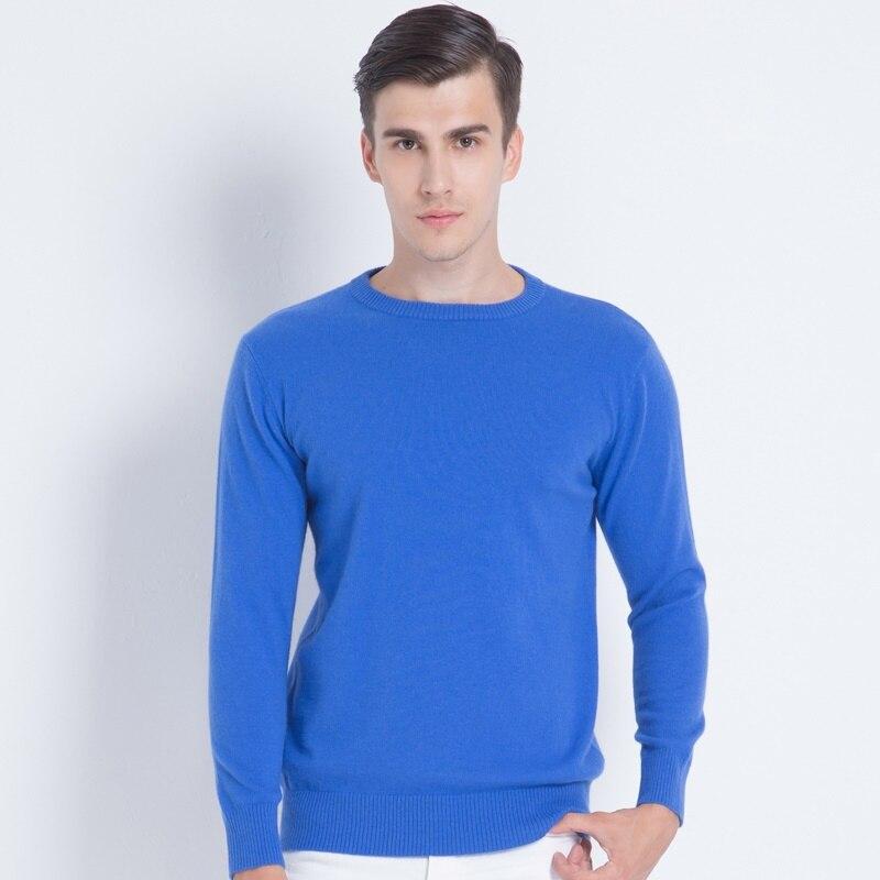Pull homme 100% cachemire tricot pulls nouvelle marque o-cou pulls homme chaud de haute qualité pur cachemire tricots vêtements