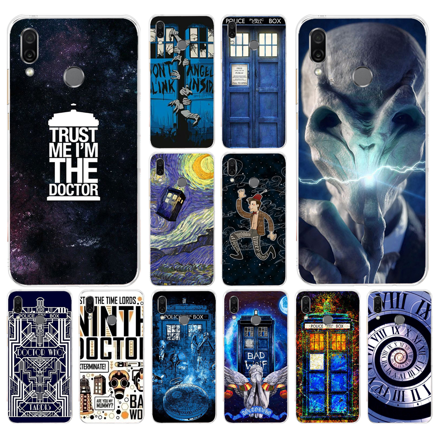 249fg Tardis Box Doctor Who Gift Soft Silicone Tpu Cover Phone Case For Huawei Honor 8 Lite 8x Demand Exceeding Supply Cellphones & Telecommunications