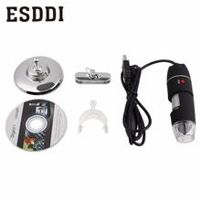 Promo offer 2017 New Hot Esddi New 2MP 1000X LED USB 2.0 Digital Microscope Endoscope Zoom Camera Magnifier+Stand Education School Student
